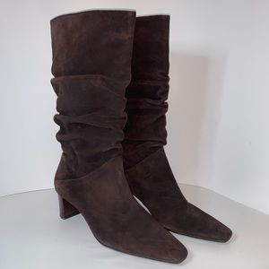 Talbots leather boots